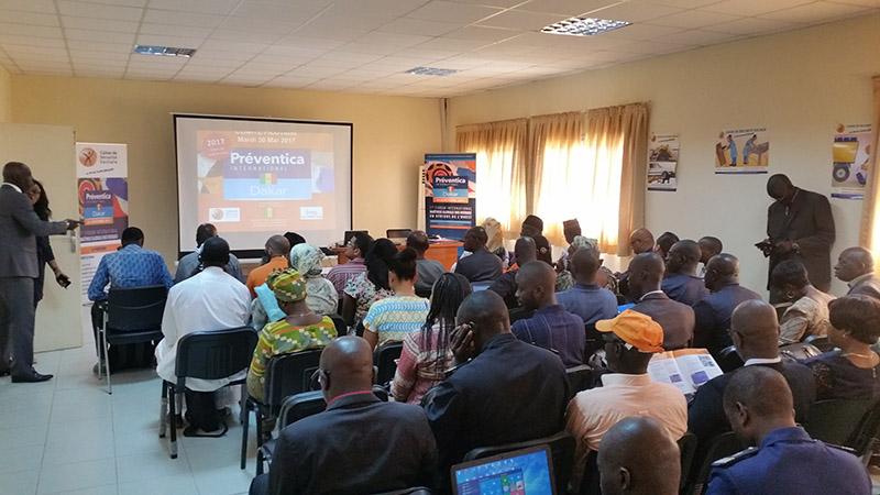Préventica International Sénégal : Comités scientifiques