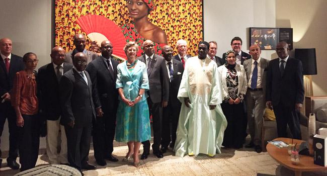 La coopération internationale à l'honneur dans le cadre du dîner de la Francophonie de Préventica International Dakar