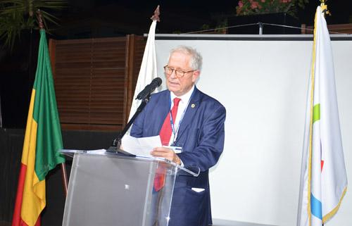 Discours de Yves Van de Vloet, Président de Preventica International Francophonie, prononcé au dîner de la Francophonie