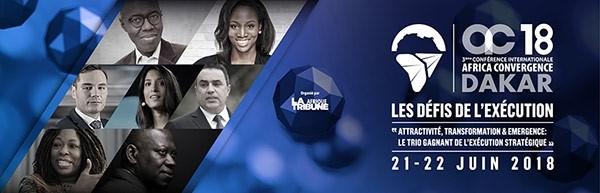 3ème édition de «Africa Convergence» les 21 et 22 Juin prochains