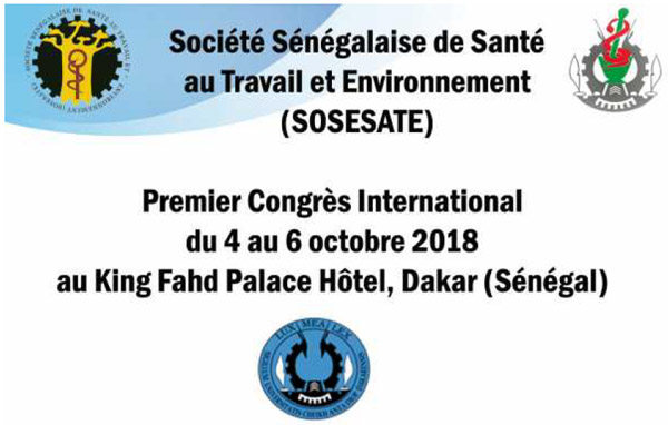 1er congrès de la SOSESATE