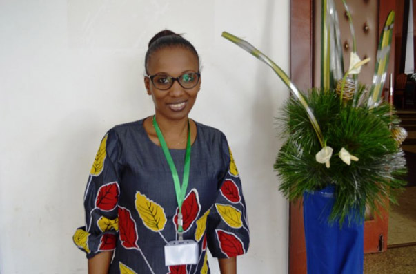 AGERPA 2018 : avec Marie Diallo, nous travaillons pour une harmonisation