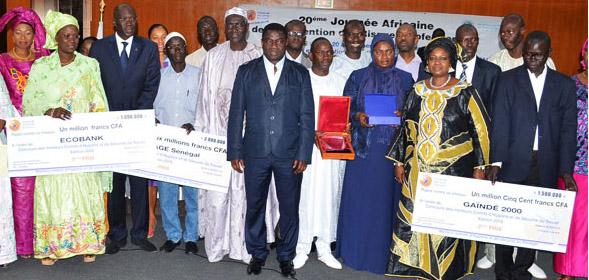 5ème édition du concours des Meilleurs CHST au Sénégal
